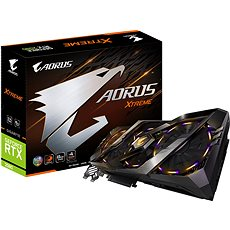 GIGABYTE GeForce RTX 2080 AORUS EXTREME 8GB - Grafikkarte