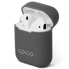 Epico AirPods Case Grey - Hülle