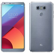 LG G6 Platinum - Handy