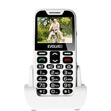 EVOLVEO EasyPhone XD weiss - Handy