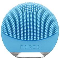 FOREO LUNA go Reinigungsbürste für die Haut, Kombiniertes Leder - Reinigungsset