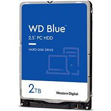 WD Blue Mobile 2 TB - Festplatte