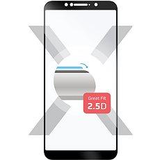 FIXED Full-Cover für Asus ZenFone Max Pro (ZB602KL) / (M1) (ZB601) schwarz - Schutzglas