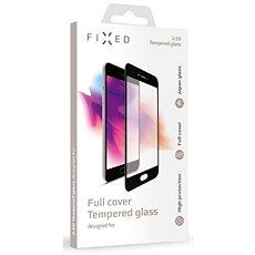 FIXED Full-Cover für Xiaomi Mi8 Lite schwarz - Schutzglas