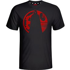 Star Wars Vader Red Puff T-Shirt - T-Shirt