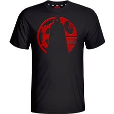Star Wars Vader Red Puff T-Shirt - S - T-Shirt