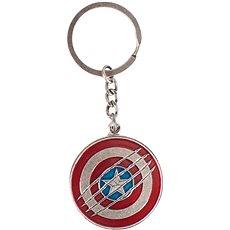 MARVEL CAPTAIN AMERICA SHIELD - Schlüsselring - Schlüsselring