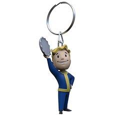 Fallout Vault Boy 3D - Schlüsselanhänger - Anhänger