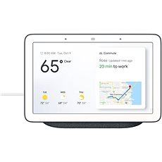 Google Home Hub Charcoal - Sprachassistent