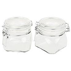 GOTHIKA Einmachglas 750 ml mit Glasdeckel 6 St. - Dose