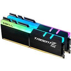 G.SKILL 16GB KIT DDR4 3600MHz CL16 Trident Z RGB - Arbeitsspeicher