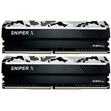 G.SKILL 16 GB DDR4 3400 MHz CL16 Sniper X für AMD - Arbeitsspeicher
