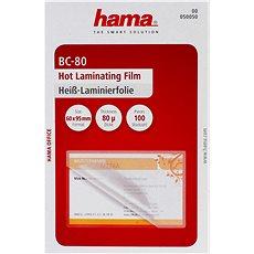 Hama Heißlaminierfolie 50050 - Laminierfolie