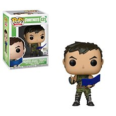 Funko POP - Fortnite Schalldämpfer 431 High Rise - Figur