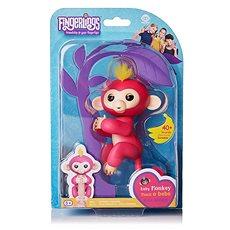 Fingerlinge - Bella Affe, pink - Plüsch-Spielzeug