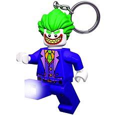 LEGO Batman Film Joker Beleuchtung Figur - Leuchtender Schlüsselring