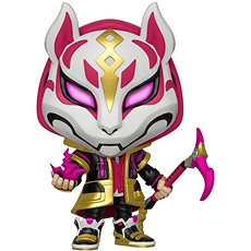 Funko Pop Games: Fortnite S2 - Drift - Figur