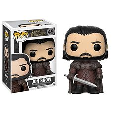 Pop Game of Thrones: S7 - Jon Snow - Figur