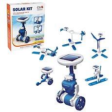 Solární set 6 v 1 - Elektronischer Baukasten