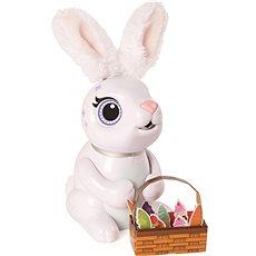 Zoomer Hungriger weißer Hase - Plüsch-Spielzeug