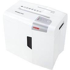 HSM ShredStar S10 weiß - Schredder