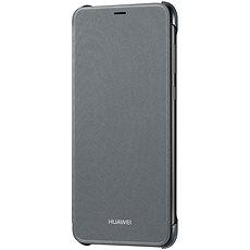 Huawei Original Folio Schwarz Handytasche für P Smart - Handyhülle