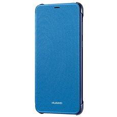 Handy-Cover Huawei Original Folio blau für P Smart - Handyhülle