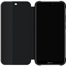 Huawei Original Folio Schwarz für P20 Lite (EU Blister) - Handyhülle