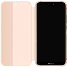 Handyhülle Huawei Original Folio Pink für P20 Lite - Handyhülle