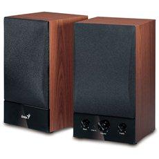 Genius SP-HF1250B Cherry wood - Lautsprecher