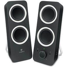 Logitech Z200 Multimedia-Lautsprecher Schwarz - Lautsprecher