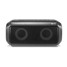LG PK3 schwarz - Bluetooth-Lautsprecher