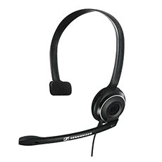 Sennheiser PC 7 USB - Kopfhörer mit Mikrofon