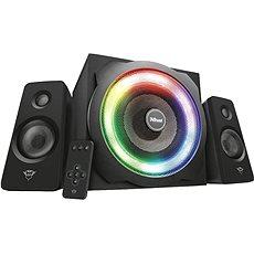 Trust GXT 629 Tytan 2.1 RGB Lautsprecher Set - Lautsprecher