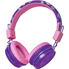 Drahtlose Kinderkopfhörer Bluetooth Trust - Purple - Kopfhörer
