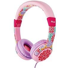 Trust Spila Kids Headphones - Blume - Kopfhörer