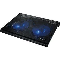 Trust Azul Laptop Cooling Stand mit zwei Ventilatoren - Kühlunterlage