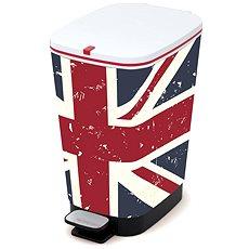 KIS Abfalleimer Chic Bin M Union Jack 35l - Abfalleimer