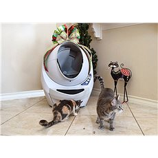 Selbstreinigende Toilette für Katzen Litter Robot III - Selbstreinigende Toilette für Katzen Litter Robot III