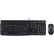 Logitech Desktop MK120 DE - Tastatur/Maus-Set