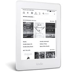 Amazon Kindle Paperwhite 3 (2015) Weiß - eBook-Reader