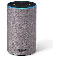 Amazon Echo 2. Generation Grau - Sprachassistent
