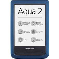 PocketBook 641 Aqua 2 Blue - eBook-Reader