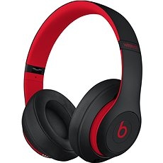 Beats Studio3 Wireless -  Decade Collection schwarz-rot - Kopfhörer
