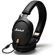 Marshall Monitor - Schwarz - Kopfhörer