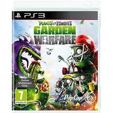 Plants vs Zombies Garden Warfare - PS3 - Konsolenspiel