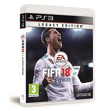 FIFA 18 Legacy Edition - PS3 - Konsolenspiel