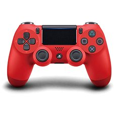Sony PS4 Dualshock 4 V2 - Magma Rot - Wireless Controller