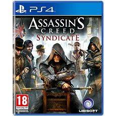 Assassins Creed: Syndicate CZ - PS4 - Konsolenspiel
