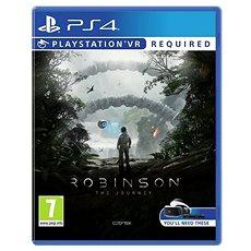 Robinson The Journey - PS4 VR - Konsolenspiel